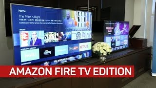 Fire TV Edition is Amazon's Alexa TV