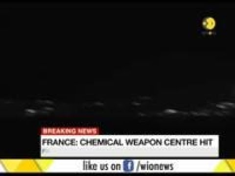 Breaking News: France says Russia was informed in advance about strikes