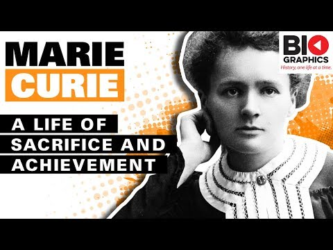 Marie Curie: A Life of Sacrifice and Achievement