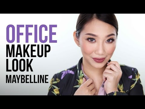 EVERYDAY WORK Makeup Tutorial | Raiza Contawi