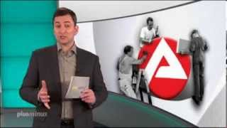 Warum Jobcenter Leiharbeit pushen - ARD Plusminus Sendung