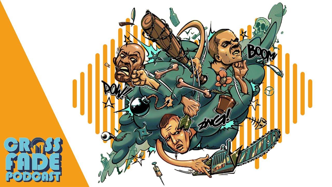 K.I.Z sind Back mit einer unbeglichenen Bordellrechnung - Crossfade Podcast