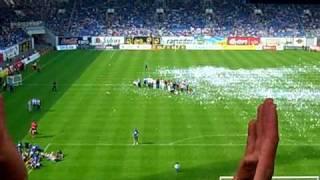 20.05.2007, F. C. Hansa Rostock vs. SpVgg Unterhaching (Aufstiegsfeier im Stadion)