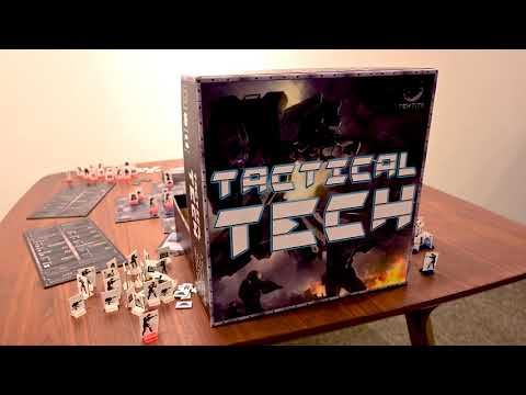 Interview with the creator of Tactical Tech