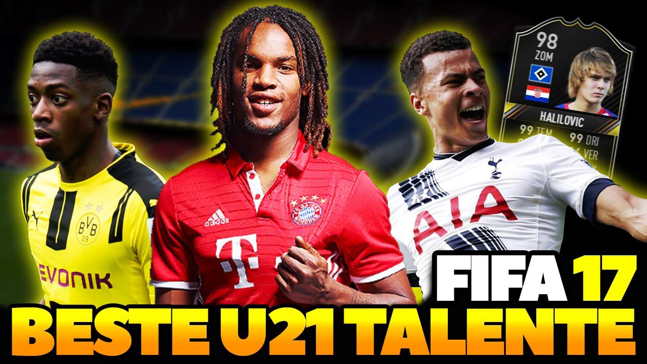 Talente Fifa 17