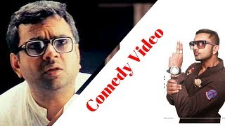 Comedy Song With Honey Sing & Paresh Rawal-must Watch