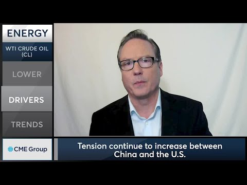 August 7 Energy Commentary: Dan Deming