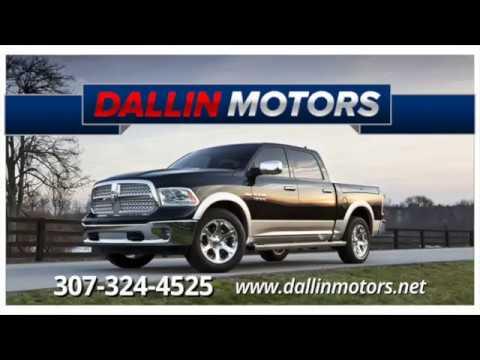 dallin motors car dealership in rawlins wy youtube youtube