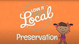 Lileina Joy: LOVE IT LIKE A LOCAL (Preservation)