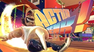 JACK THE PRO | Action Henk Gameplay Part 1