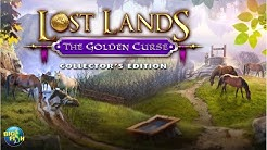 Lost Lands: The Golden Curse Longplay/Walkthrough NO COMMENTARY (Collector's Edition)
