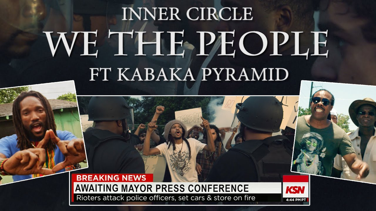 Inner Circle - We the People Ha Fi Talk ft. Kabaka Pyramid