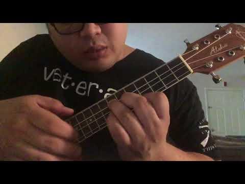 Hold yuh -gyptian ukulele tutorial
