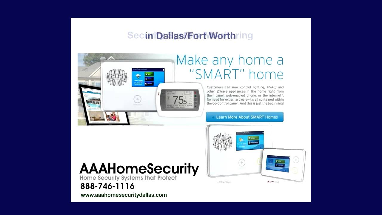 AAA Home Security Supplies Advanced Home Security Alarm Systems in ...