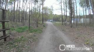 AEE S71 - test rowerowy @ 1080p 60fps