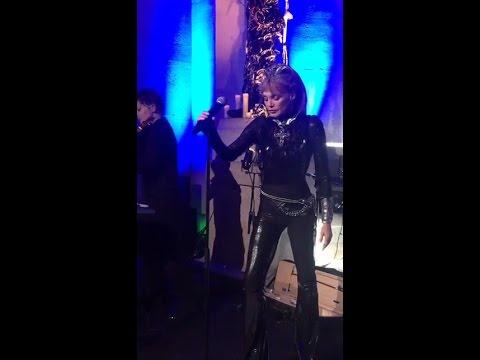 Arielle Dombasle & Nicolas Ker - Concert au Grand Palais (26 octobre 2016)