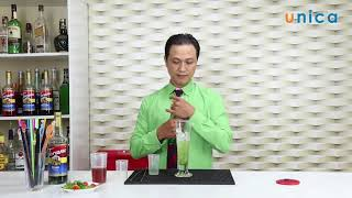 Bài 71 Cách làm trà soda kiwi
