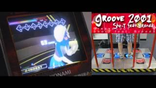 Kon - groove 2001 (Doubles Expert) AAA on DDR SuperNOVA