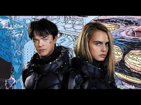 Valerian and the City of a Thousand Planets – Behind The Scenes