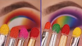 15 Colorful Eye Makeup Looks & Ideas | Best Eye Makeup Tutorials Compilation
