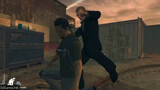 007: Quantum of Solace Stealth Gameplay / Shooting Opera