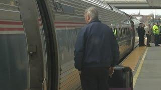 Next stop: Niagara Falls -- the new Amtrak station opens