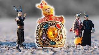 Chiếc Nhẫn Vô Cực Thu Phục Tôn Ngộ Không | Tây Du Ký Ngoại Truyện