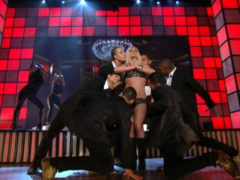 Britney Spears - Gimme More (2007 MTV Video Music Awards)