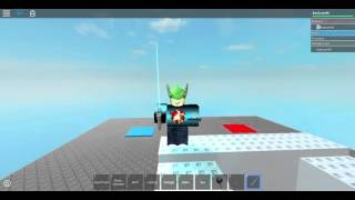 ROBLOX: Lightsaber Moves