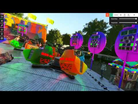 Virtual Rides 3 - Hurricane/Break Dancer No2 #1