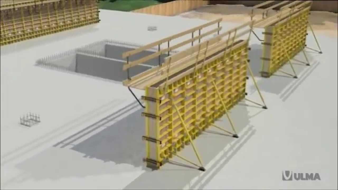 NEVI medium duty panel formwork - ULMA Construction [en]