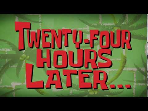 Twenty-Four Hours Later... | SpongeBob Time Card #107