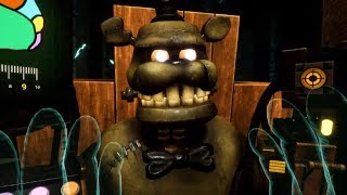 WORKING ON DREADBEAR.. THIS IS TERRIFYING | Five Nights at Freddys VR Help Wanted Curse of Dreadbear