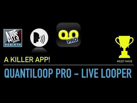QuantiLoop Pro - Live Looper v2.7