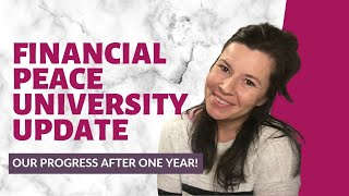 Financial Peace University Review | Debt Free Journey Progress Update | How to Pay Off Debt | Debt