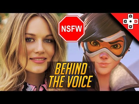 [NSFW] Overwatch Behind the Voice - Tracer's Voice Actress, Cara Theobold