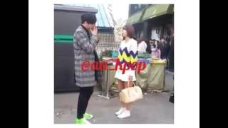 Video Korean Girl fighting with her boyfriend download MP3, 3GP, MP4, WEBM, AVI, FLV April 2018