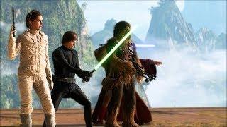 Star Wars Battlefront 2 Heroes Vs Villains 568 Leia MVP