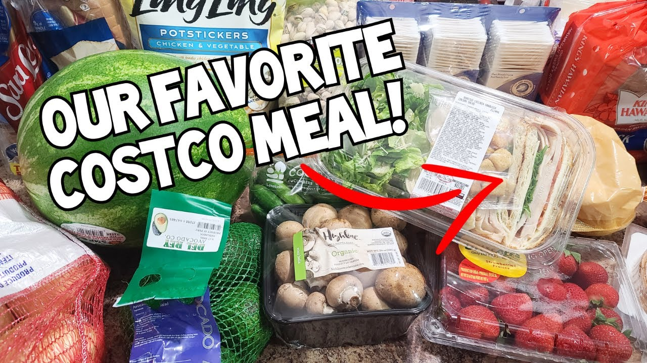 Costco Haul - What we buy for our tiny family - Bella Boo's Lunches