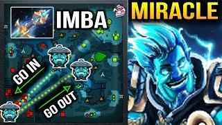 Miracle- Storm 4x ULTRAKILL ENDLESS MANA Too IMBA Kaya Dota 2