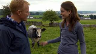 Farming; it is still a difficult professsion to get into.......BBC Countryfile.