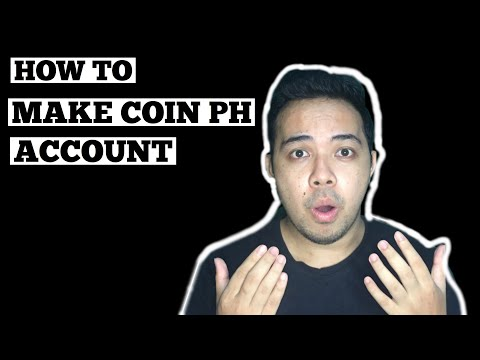 How To Make Coin Ph Account