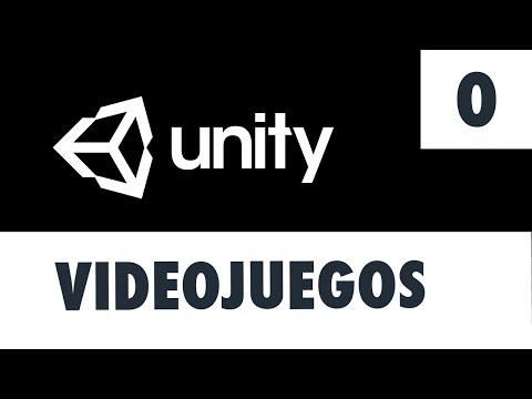 0. Curso de Unity  - Introducción - Aprende a crear videojuegos
