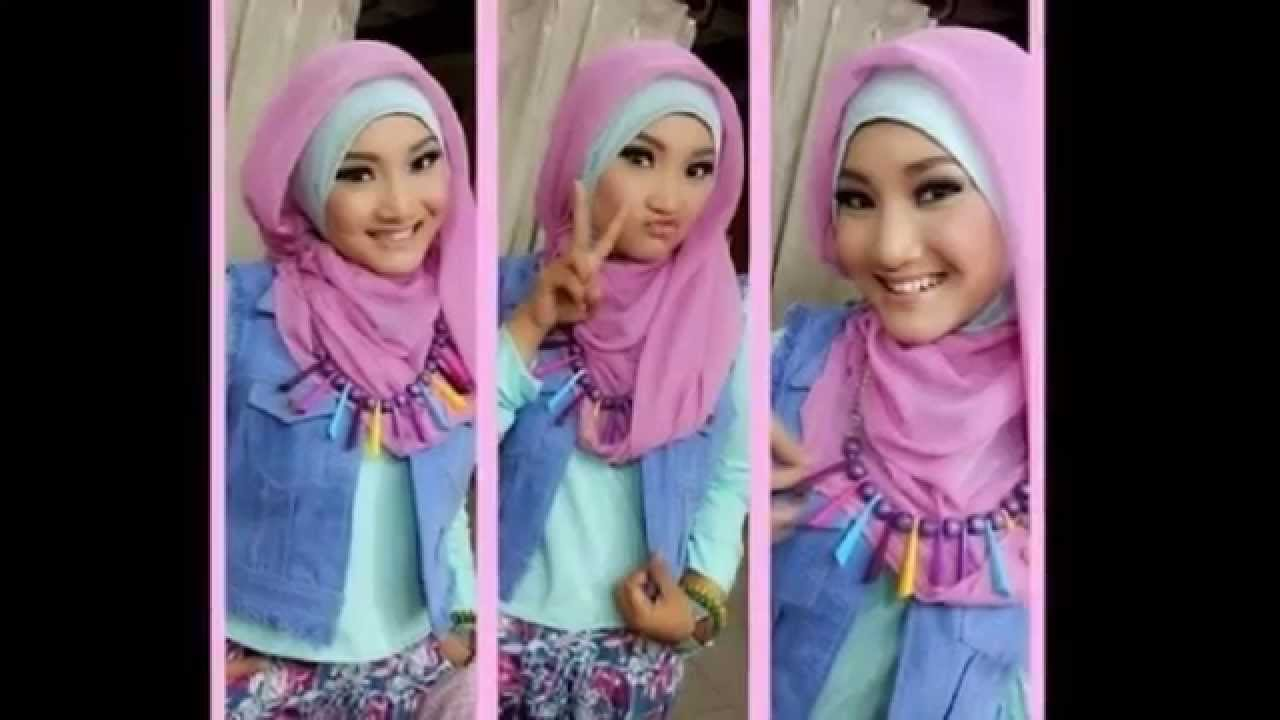 Koleksi Fashion Hijab Fatin Shidqia Lubis X Factor YouTube