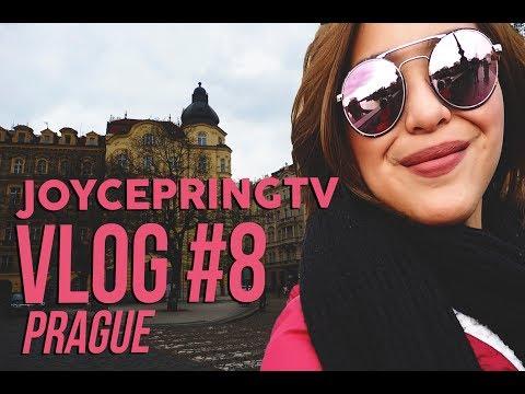 PRAGUE IN 72 HOURS! | Joyce Pring TV