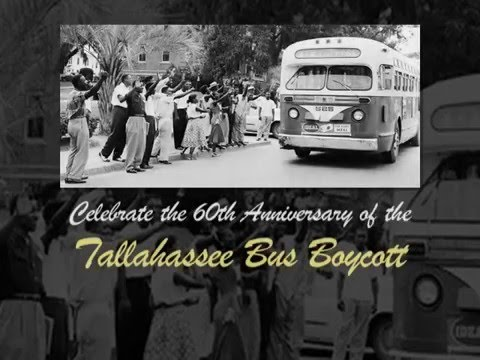 60th Anniversary of the Tallahassee Bus Boycott