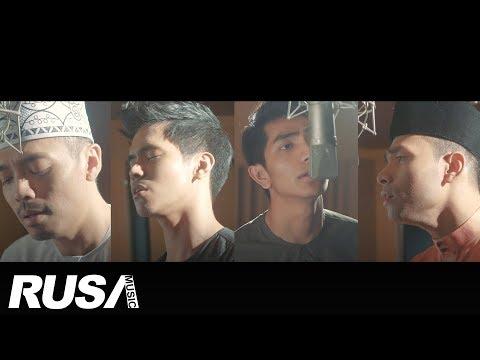 Takbir - Asfan Shah, Ariff Bahran, Ayie Floor 88 & Syafiq Farhain [Official Music Video]