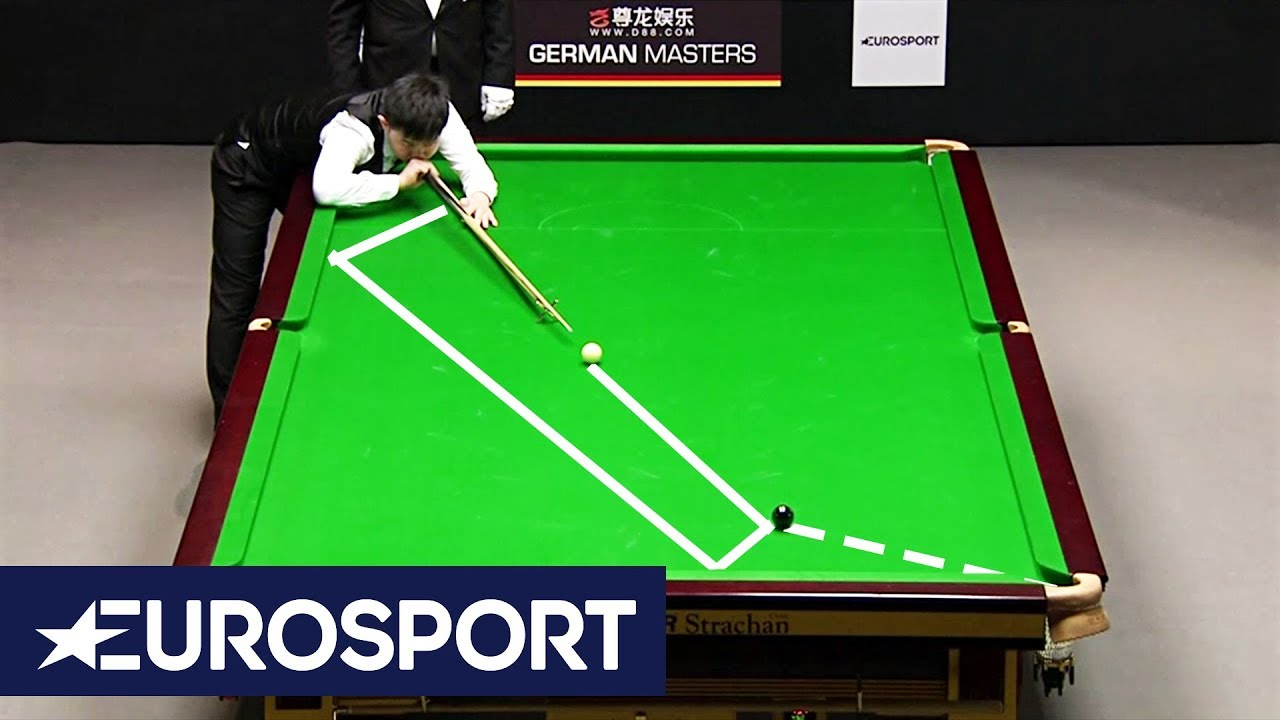 Yuan Sijun S Controversial Shot Against John Higgins