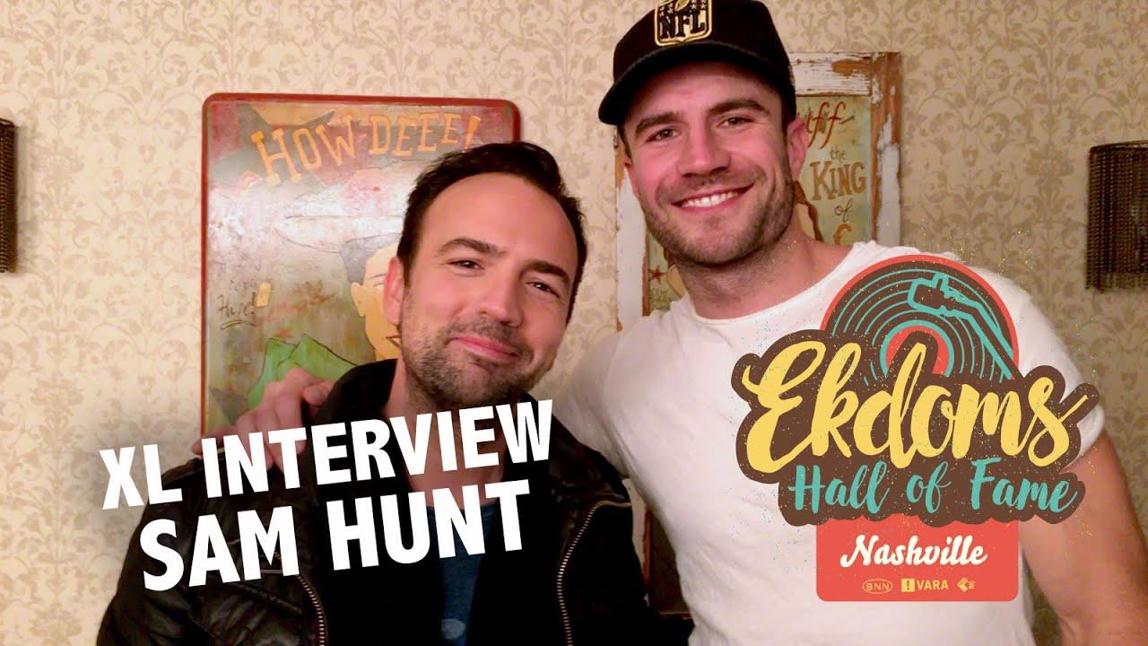 XL interview met Sam Hunt