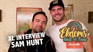xl interview met sam hunt